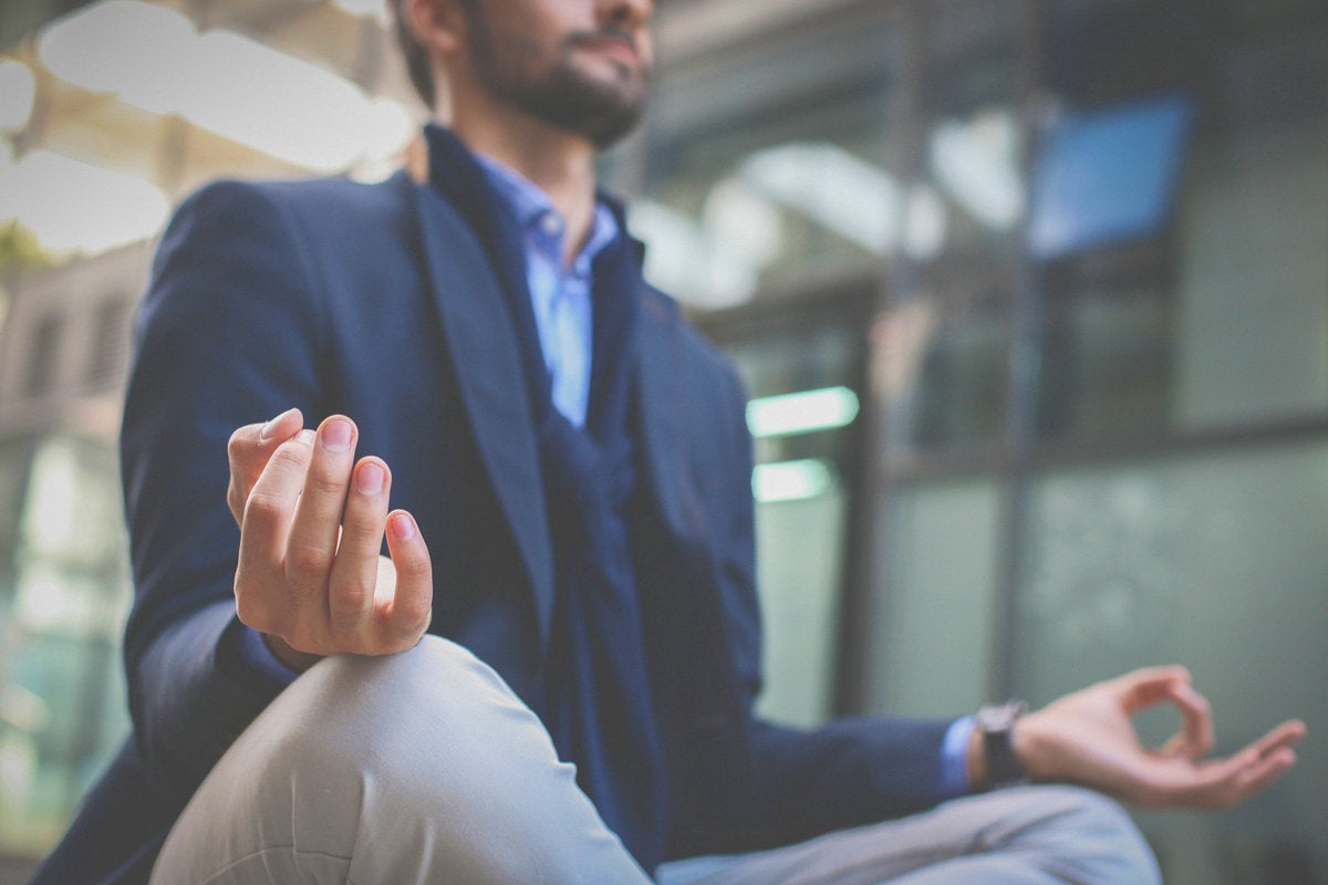 3 sentient being yoga self aware meditate feeling