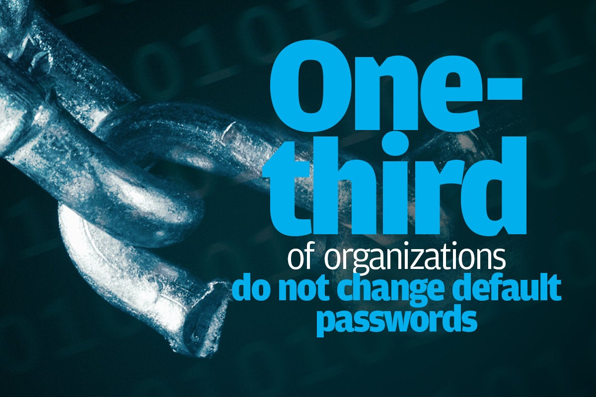 4 do not change passwords
