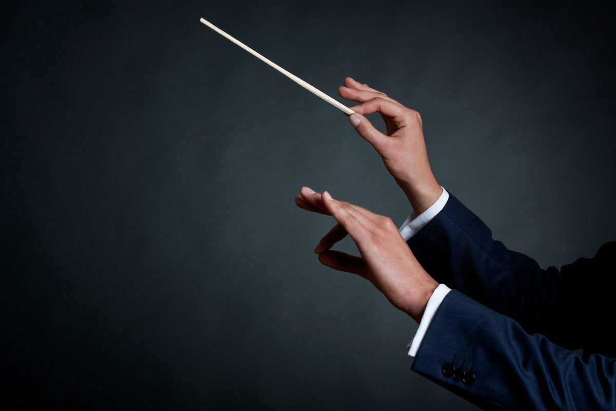 5 orchestrator conductor managing