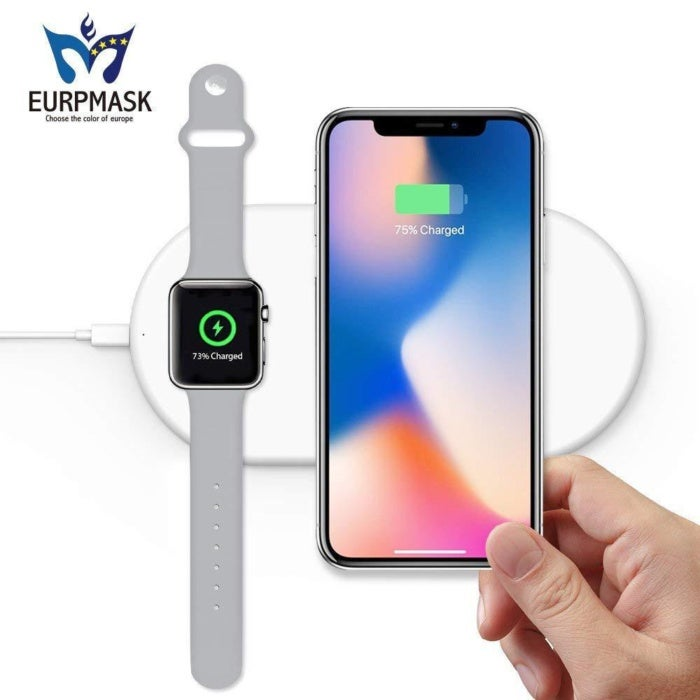 Eurpmask Dual Wireless Charger
