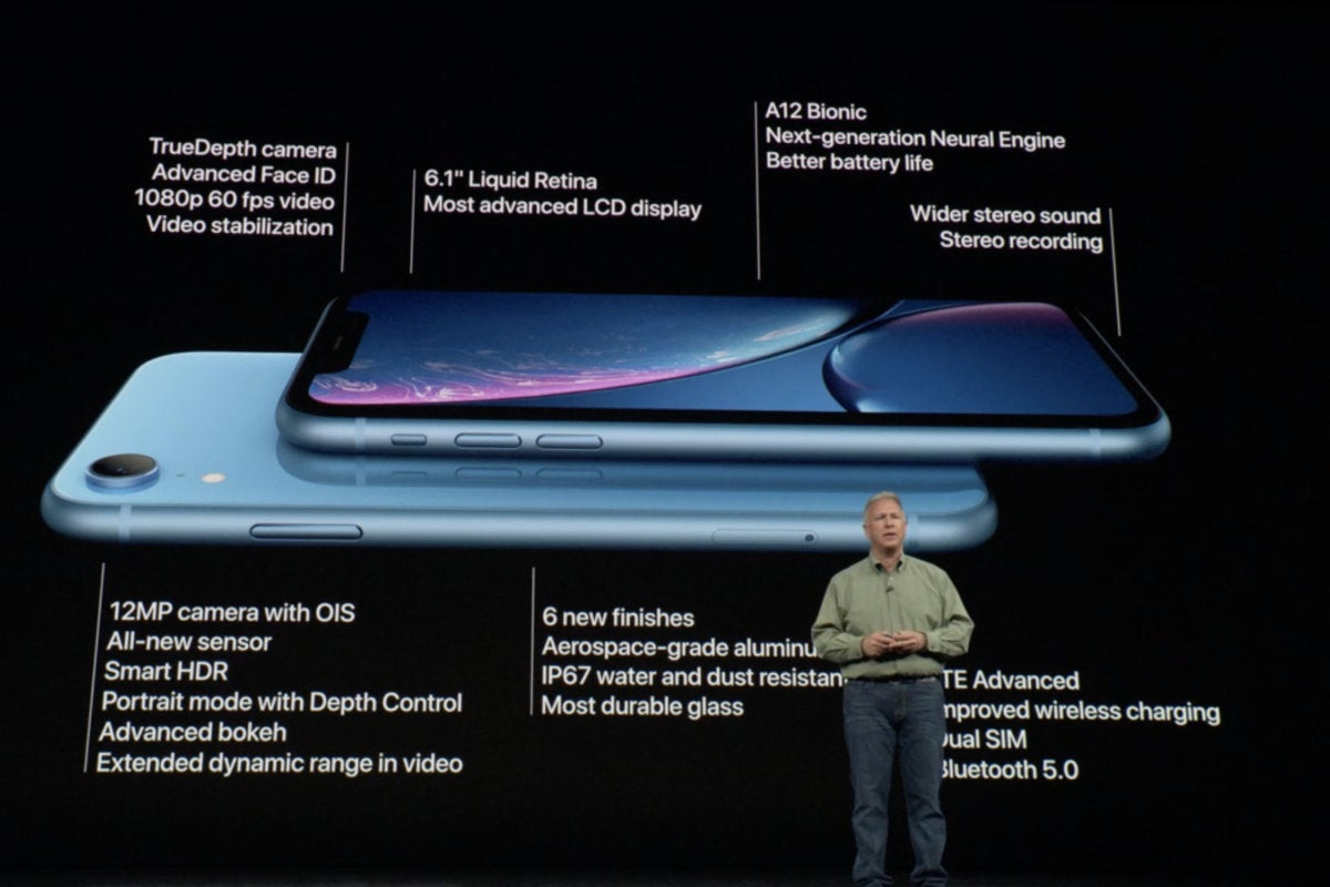 apple event iphone xr