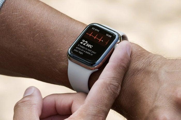 apple watch s4 ekg