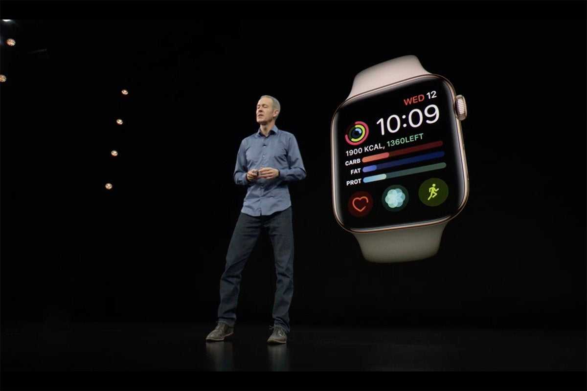 Apple, iOS, watchOS, Apple Watch, Apple Watch Series 4