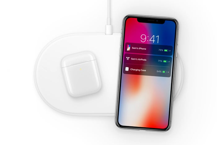 iPhone Xs Max or Samsung Galaxy Note8//S9 and Other Qi-Enabled Devices Funxim Long-Distance Truly Wireless Charger Pad for iPhone xr