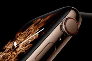Apple Watch - Series 4 > Liquid Metal