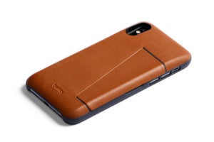 bellroy 3 card caramel