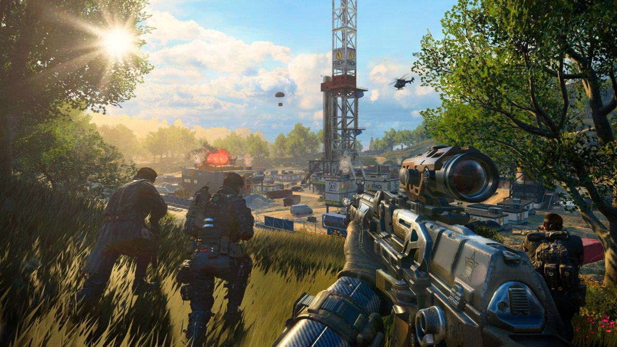 Call of Duty: Black Ops IIII - Blackout