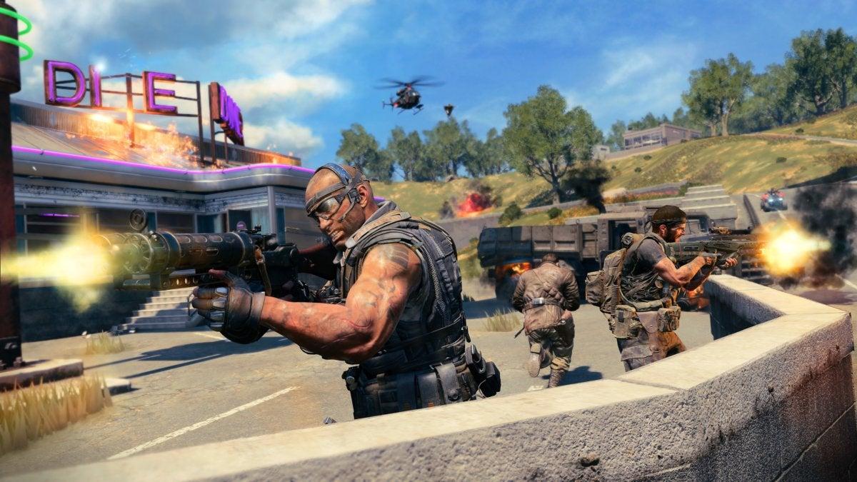 Call of Duty: Black Ops IIII - Blackout