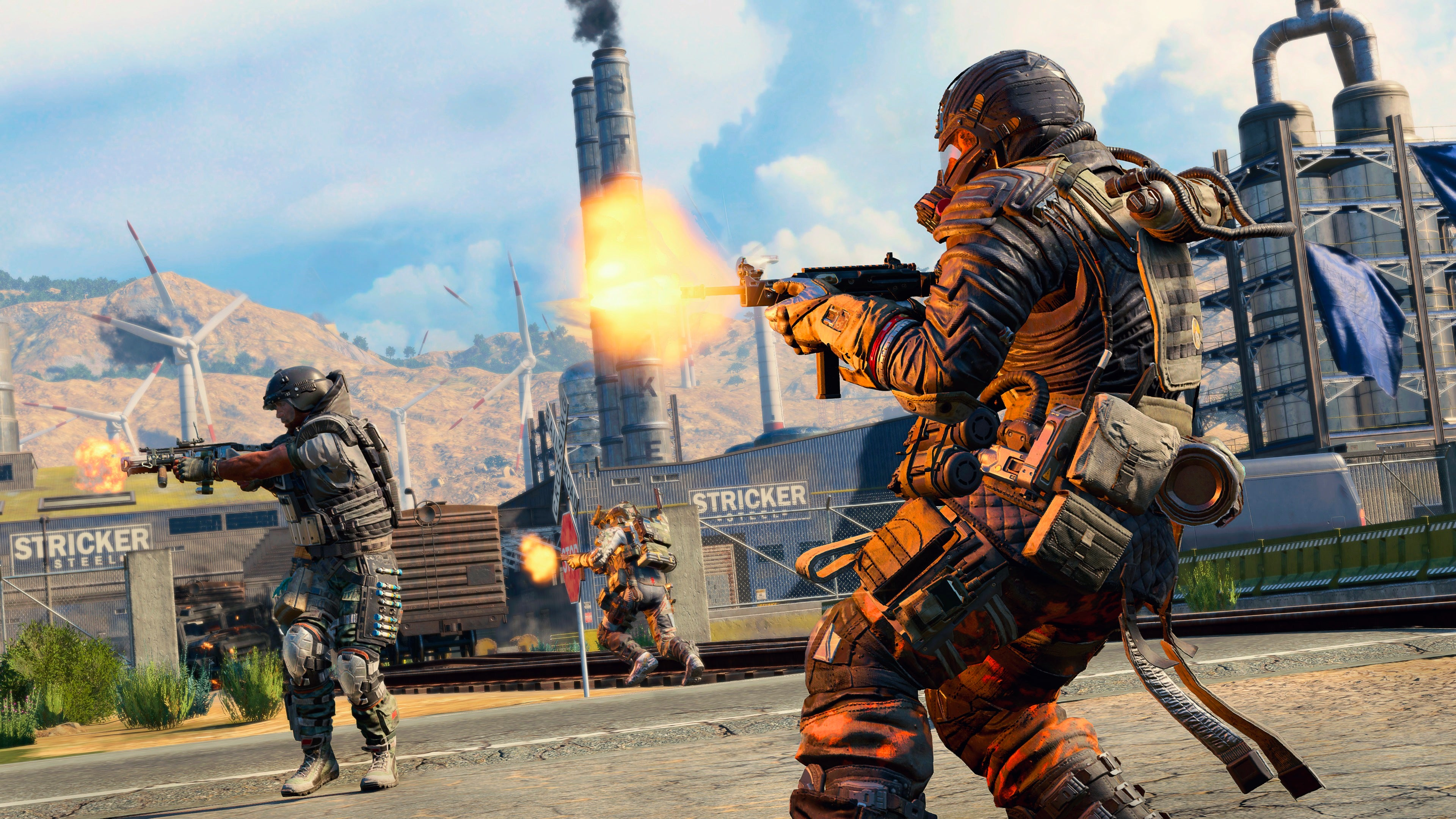 Call of Duty Black Ops 4 s Blackout mode is like PUBG without the jank