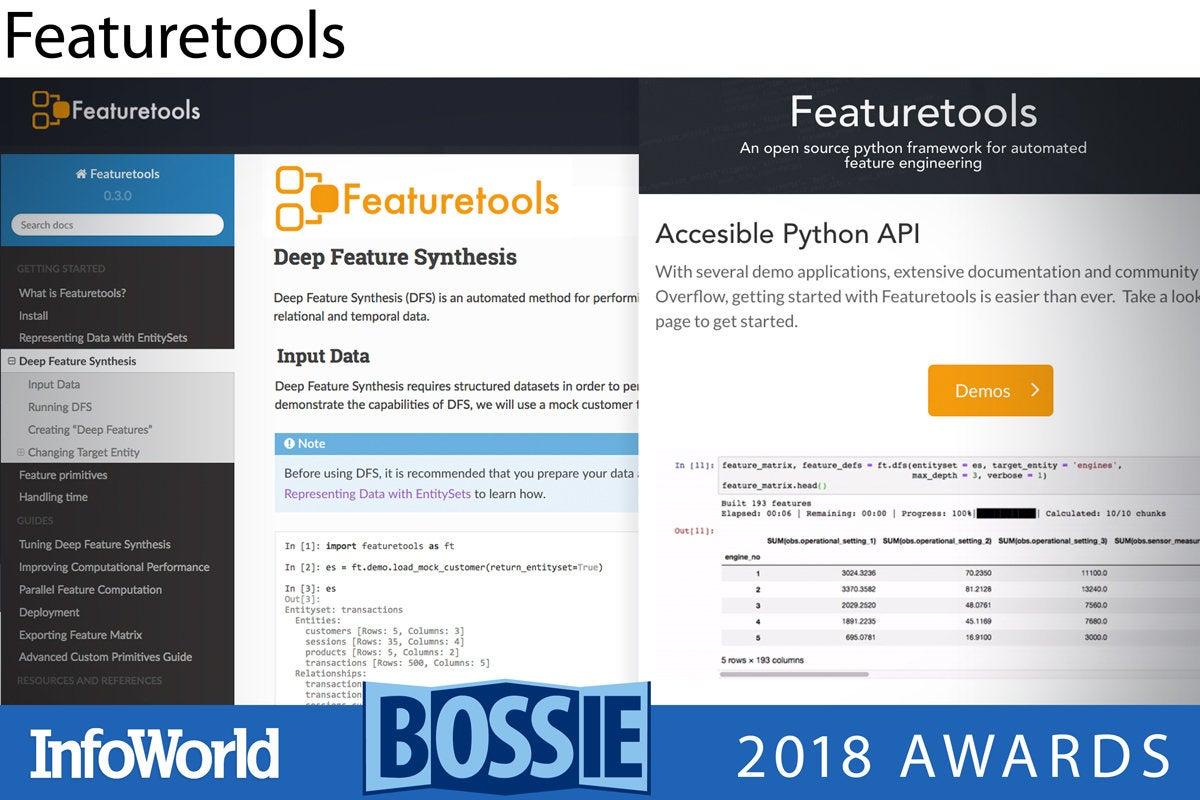 bos 2018 featuretools