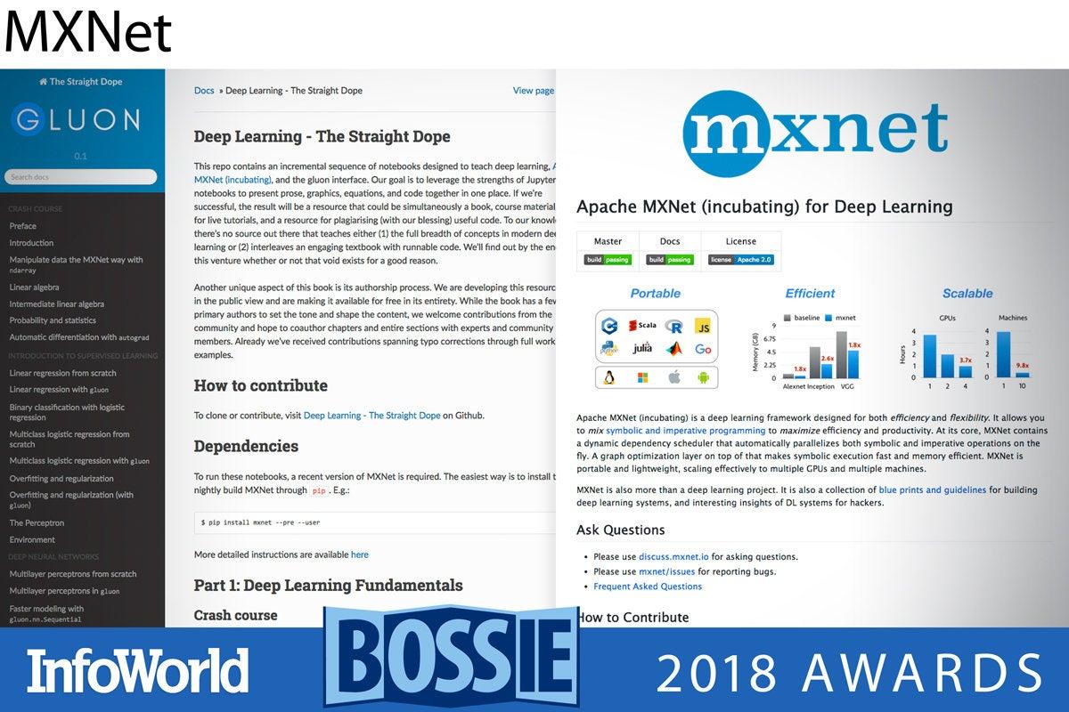 bos 2018 mxnet