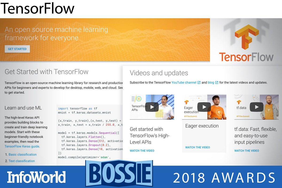 bos 2018 tensorflow