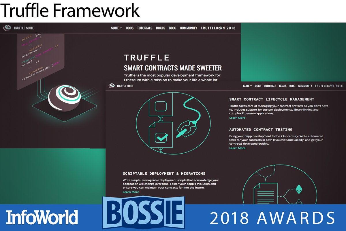 bos 2018 truffle framework