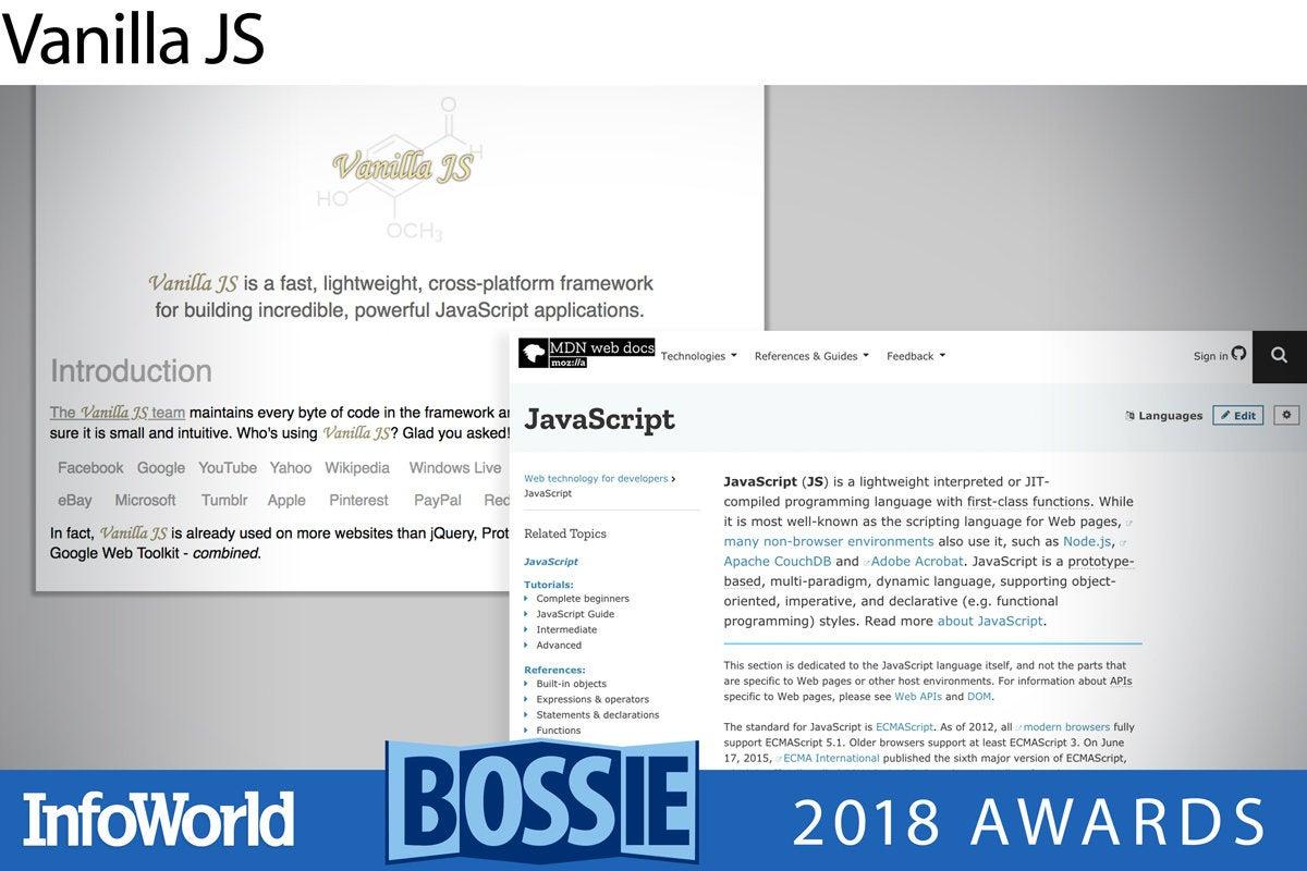 bos 2018 vanilla js