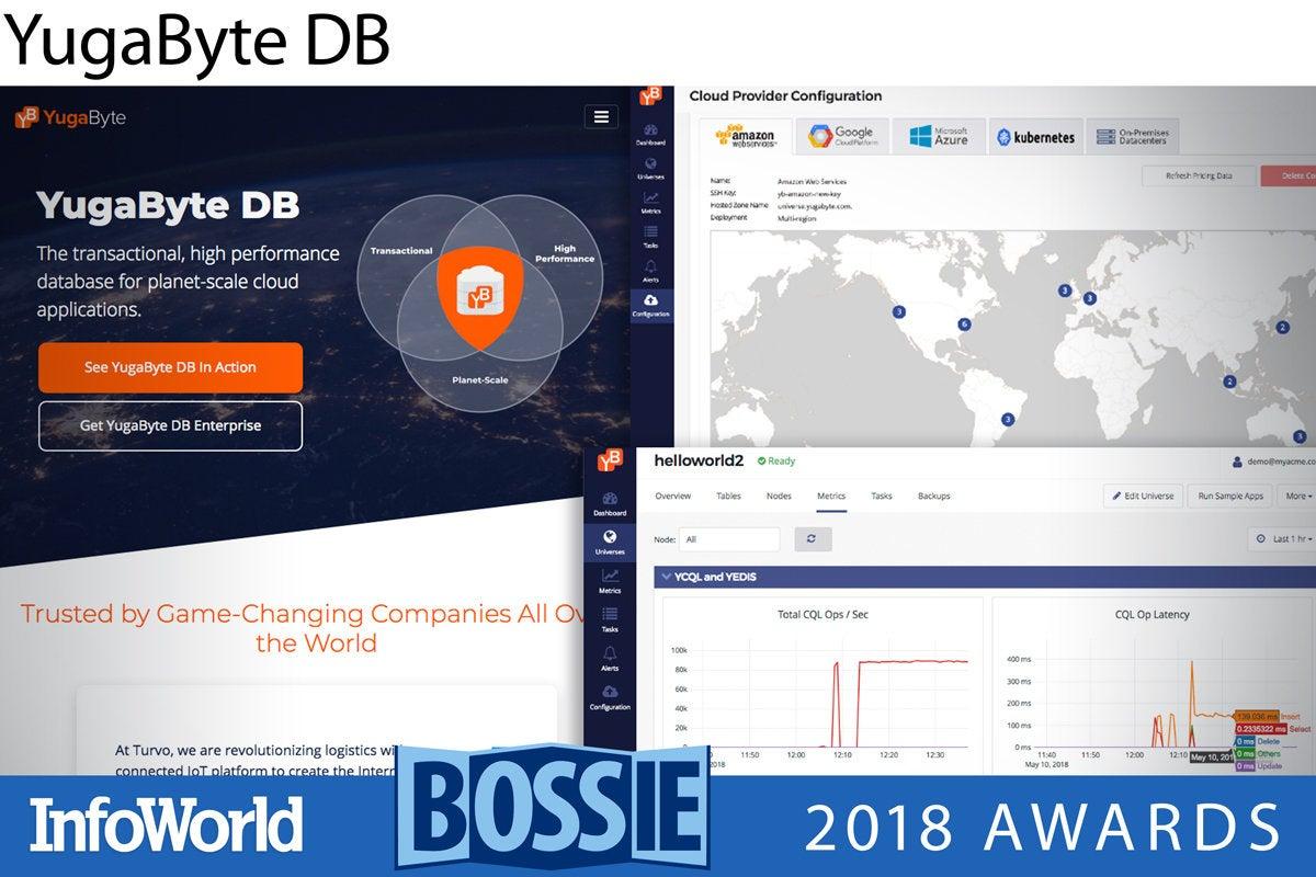 bos 2018 yugabyte db