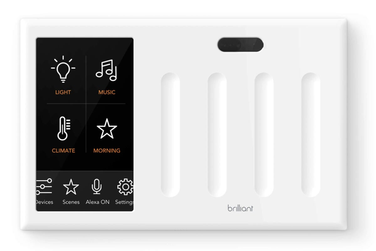 Brilliant Control Review  Impressive Blend Of Switch And