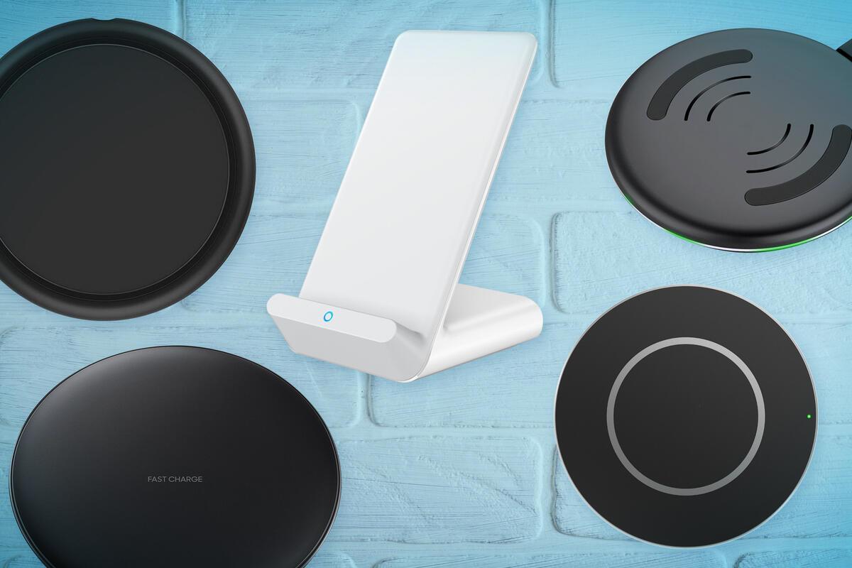 charging pad hub