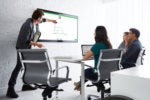 cisco webex board whiteboard display