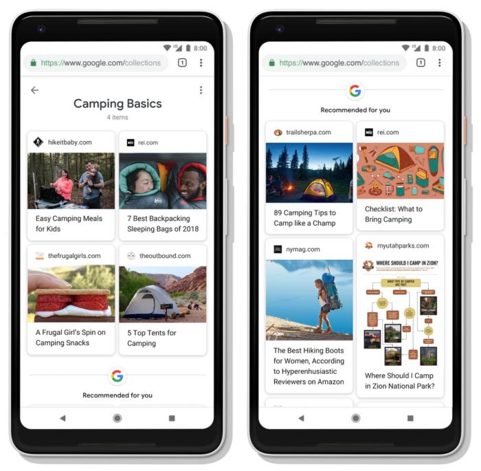 Google search collections 1000x1000