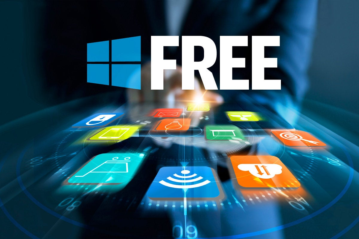 Computerworld > Free Apps for Windows [cover]