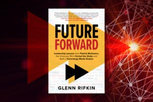 Book cover - 'Future Forward,' by Glenn Rifkin [McGraw-Hill Education]