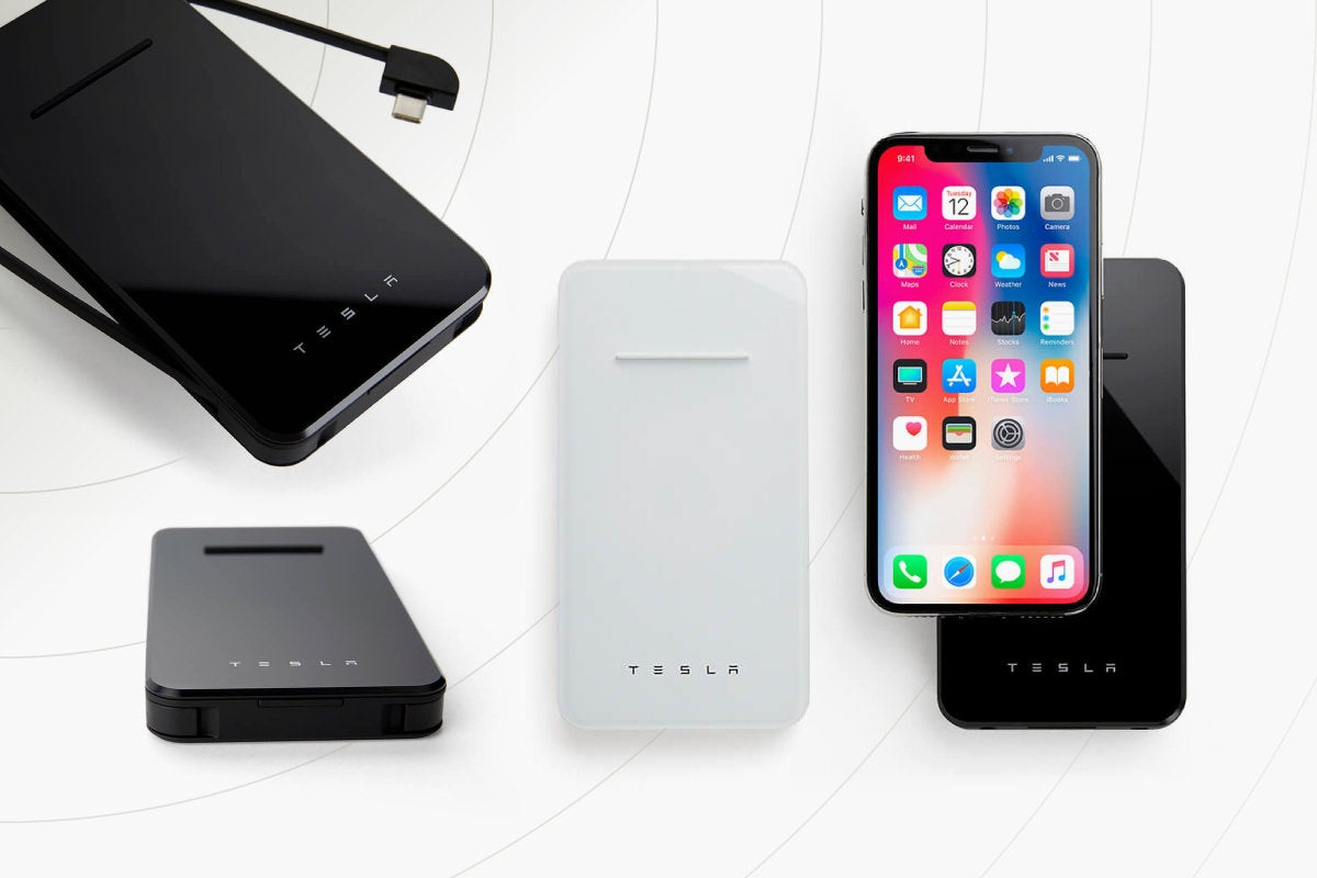 Computerworld > Wireless Charger for iPhone X > Tesla