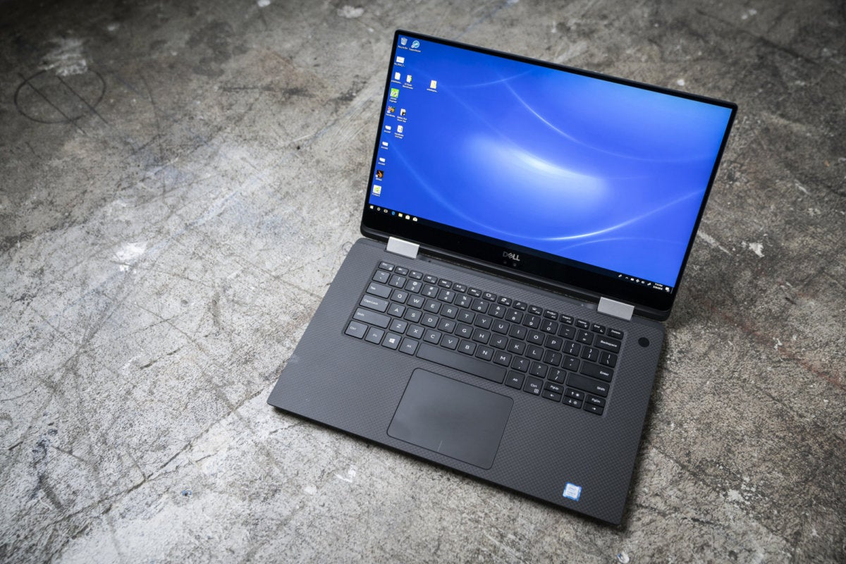 Dell XPS 15 2-in-1 9575 review: It might just be the fastest