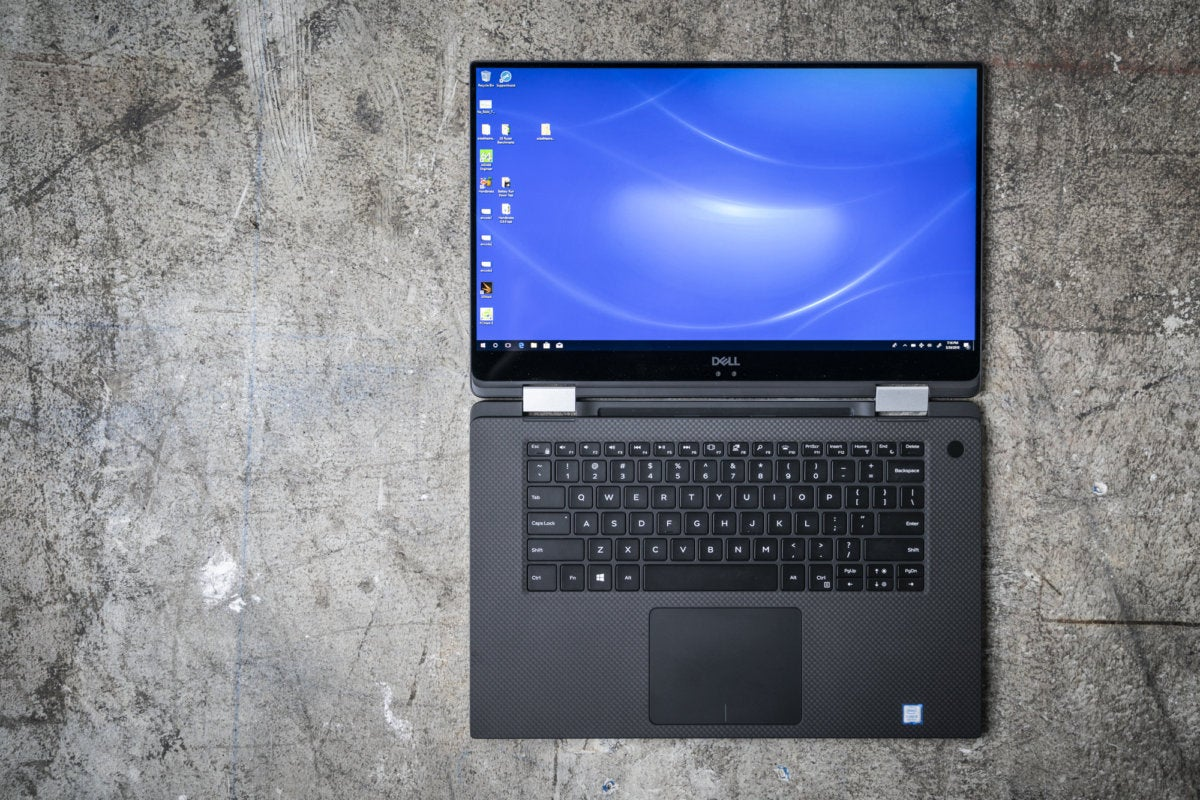 Dell XPS 15 2-in-1 9575 review: It might just be the fastest 2-in-1