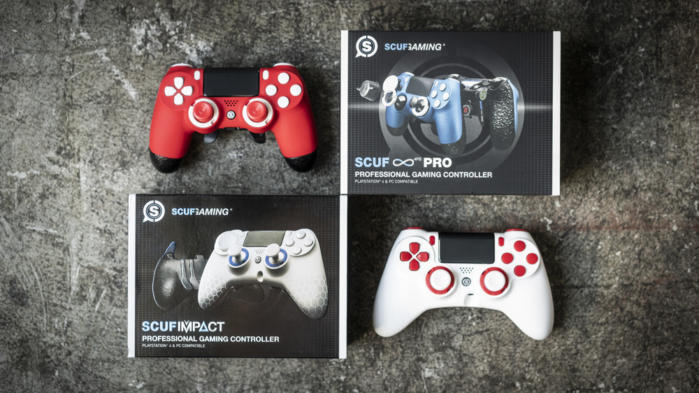 Scuf Gaming controllers