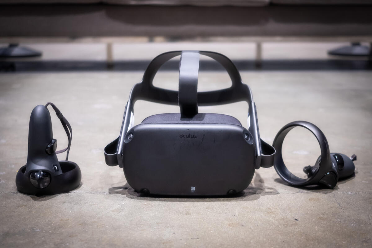 Oculus Connect 6: Significant Oculus Quest upgrades could render the Rift obsolete