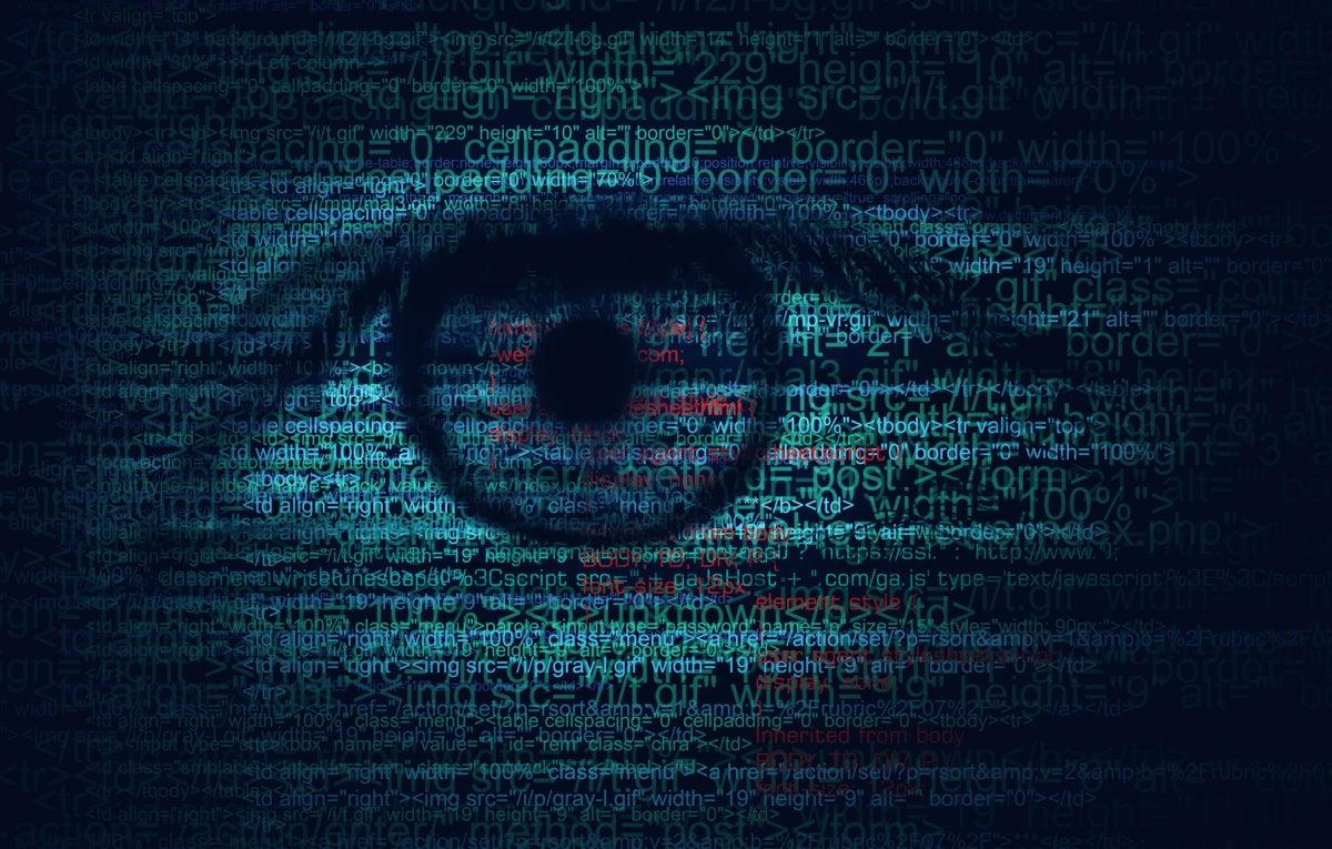 eye data bits bytes watch