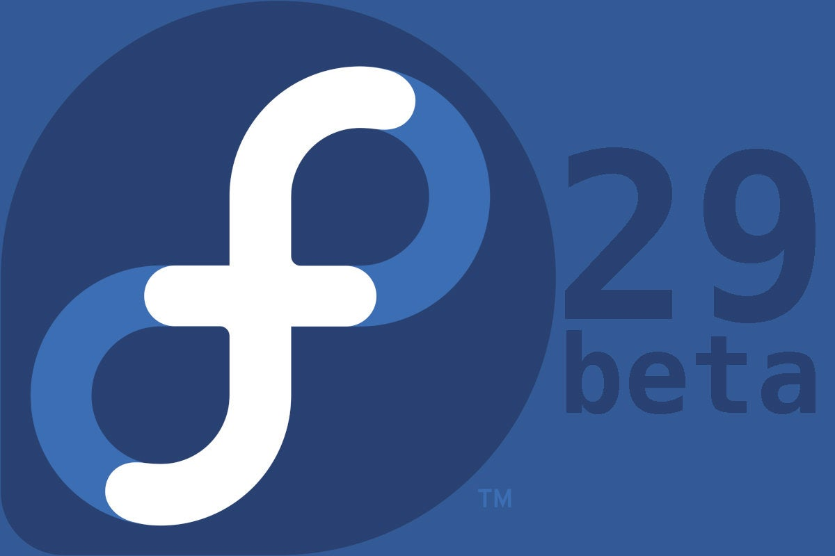 Fedora 29 beta announced today