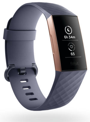 fitbit charge 3 sleep
