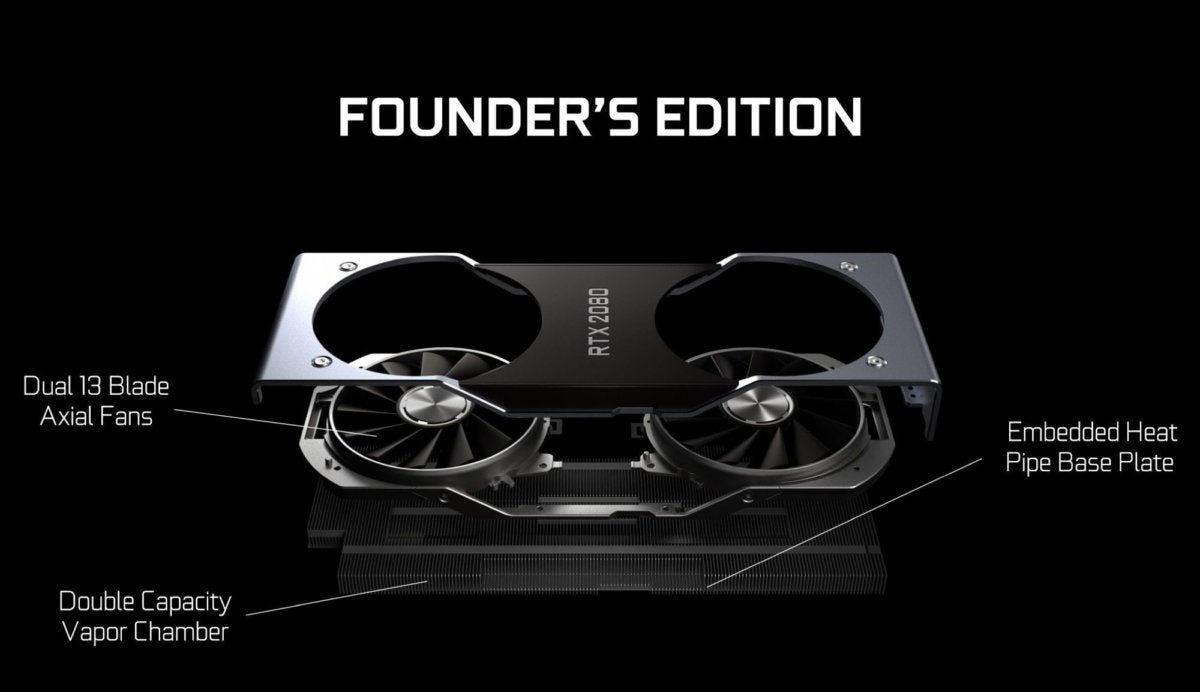 founders edition geforce rtx