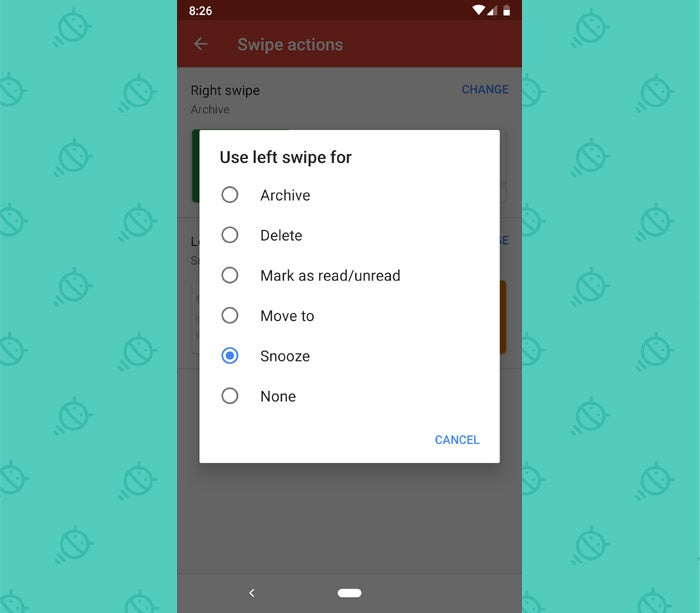 disable ads in gmail app