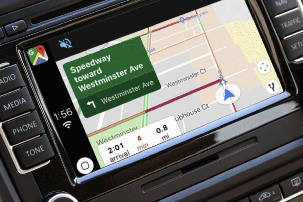 Google Maps is finally compatible with Apple CarPlay   Macworld