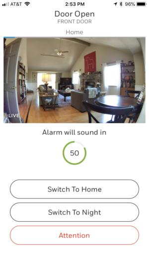 honeywell smart home 4