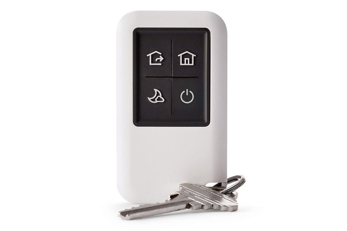 honeywell smart home key fob