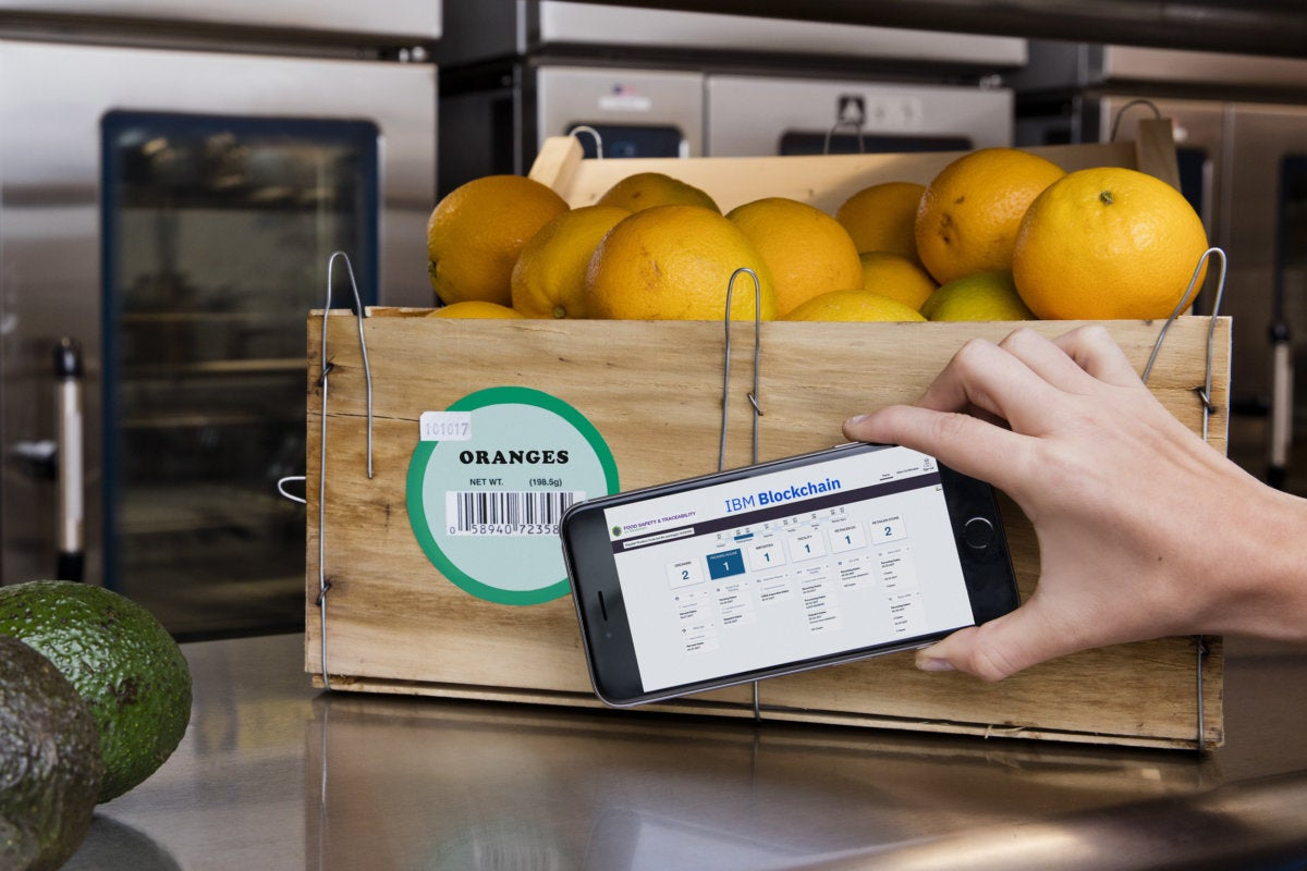 Carrefour modernizes food traceability with blockchain
