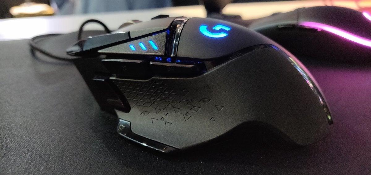 Logitech G502 HERO - PAX 2018