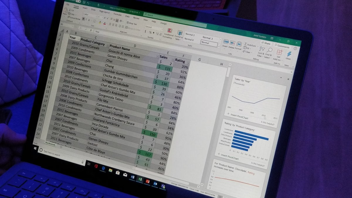 Microsoft Office Ideas Excel