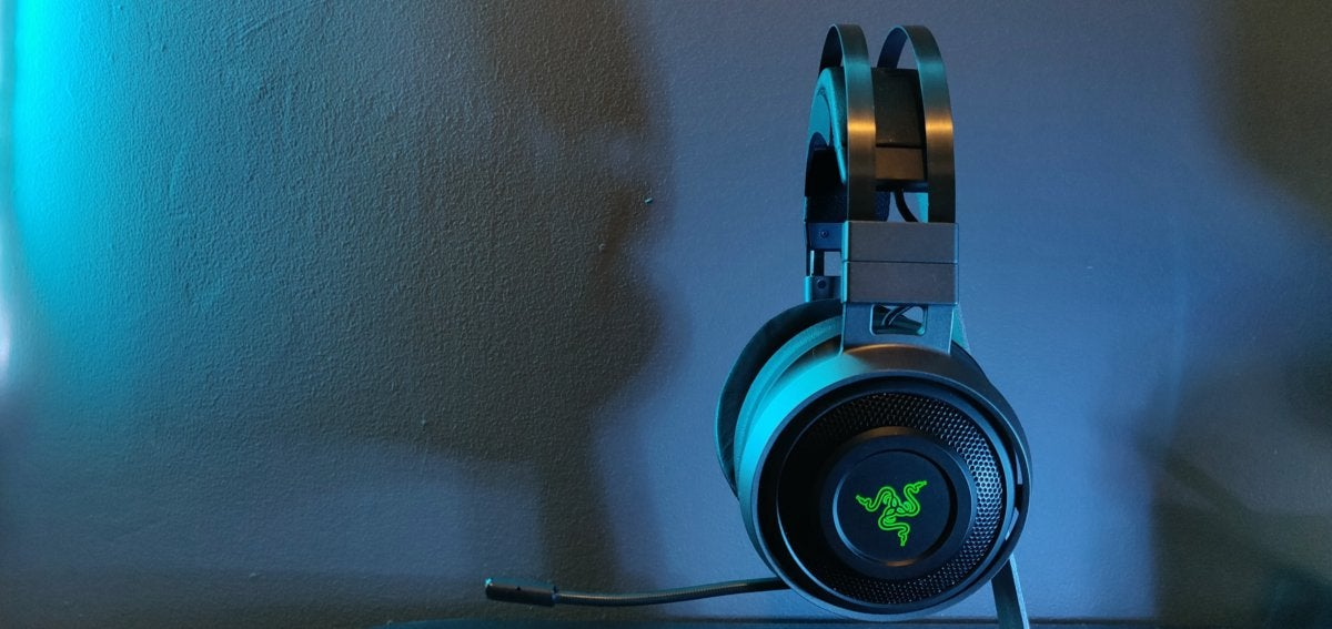 Razer Nari Ultimate review: This haptics-enabled gaming