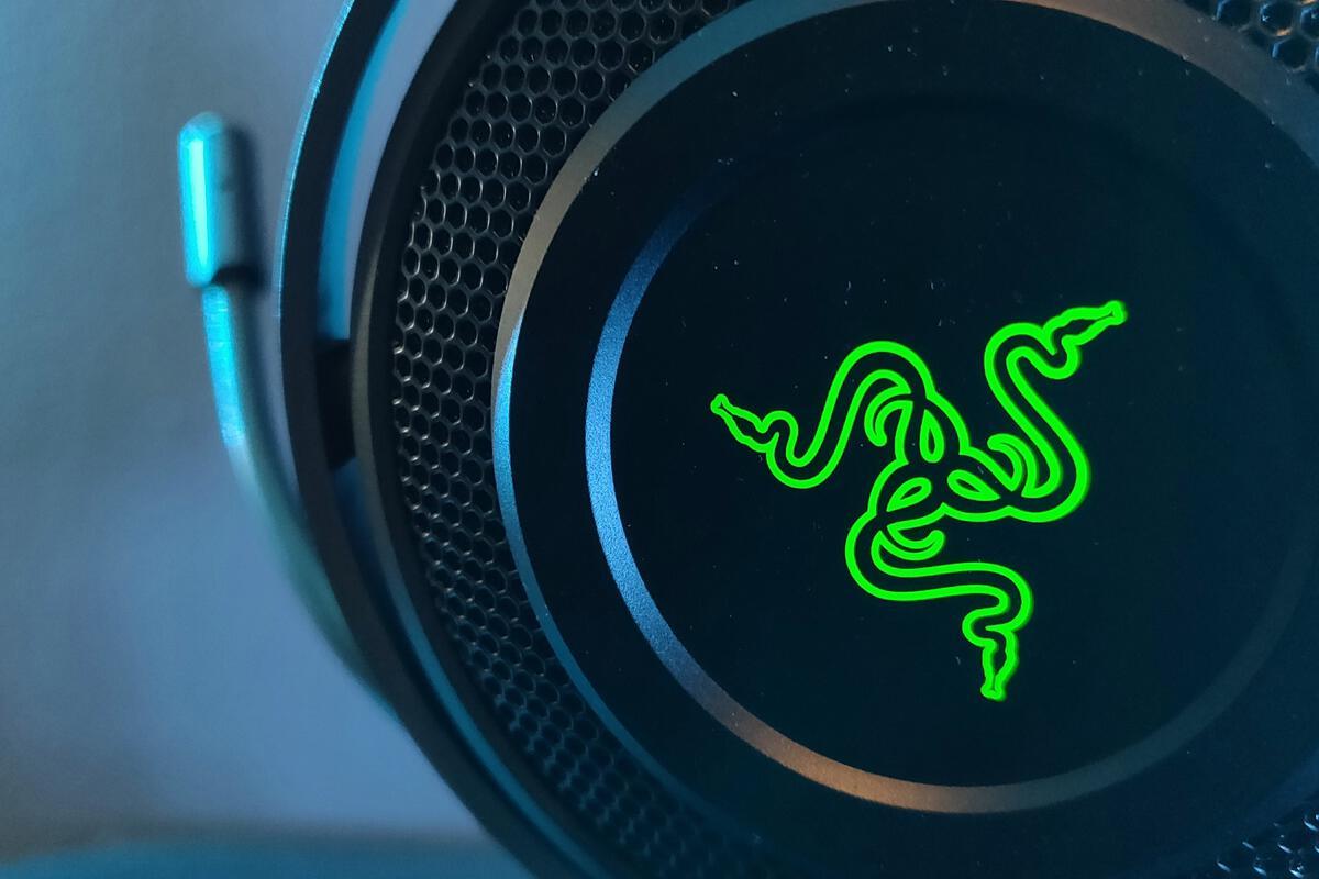 Razer Nari Ultimate review: This haptics-enabled gaming