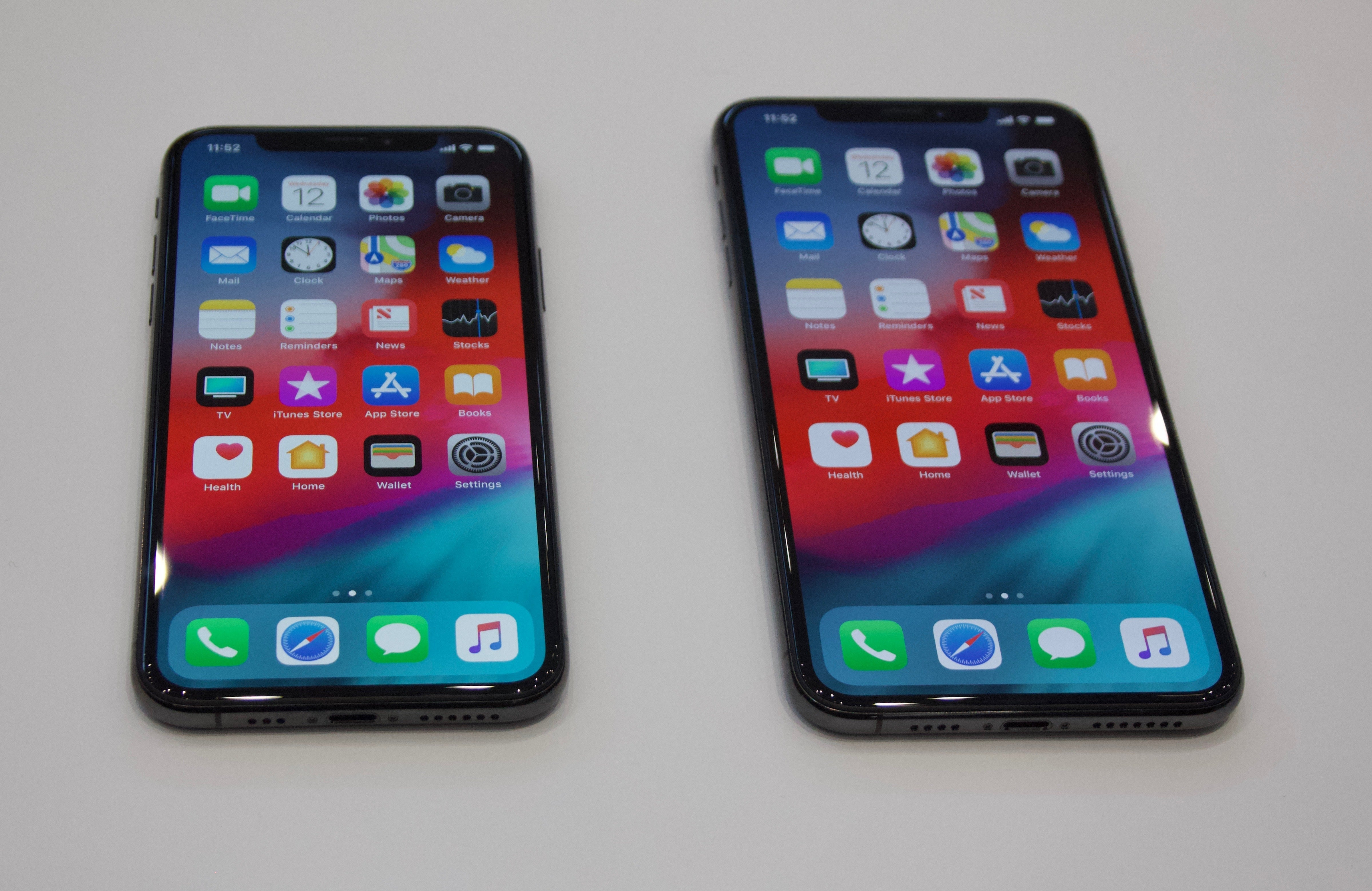 Hands-on With The New IPhone XS, IPhone XS Max, IPhone XR