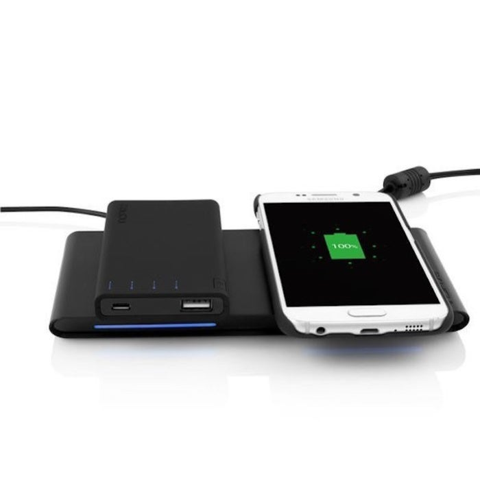 incipio ghost wireless charging base
