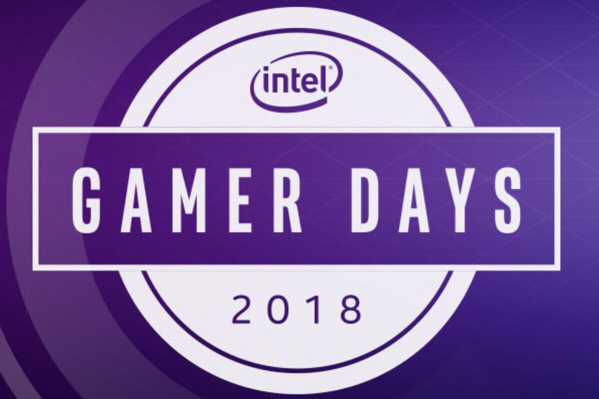 intel gamer days