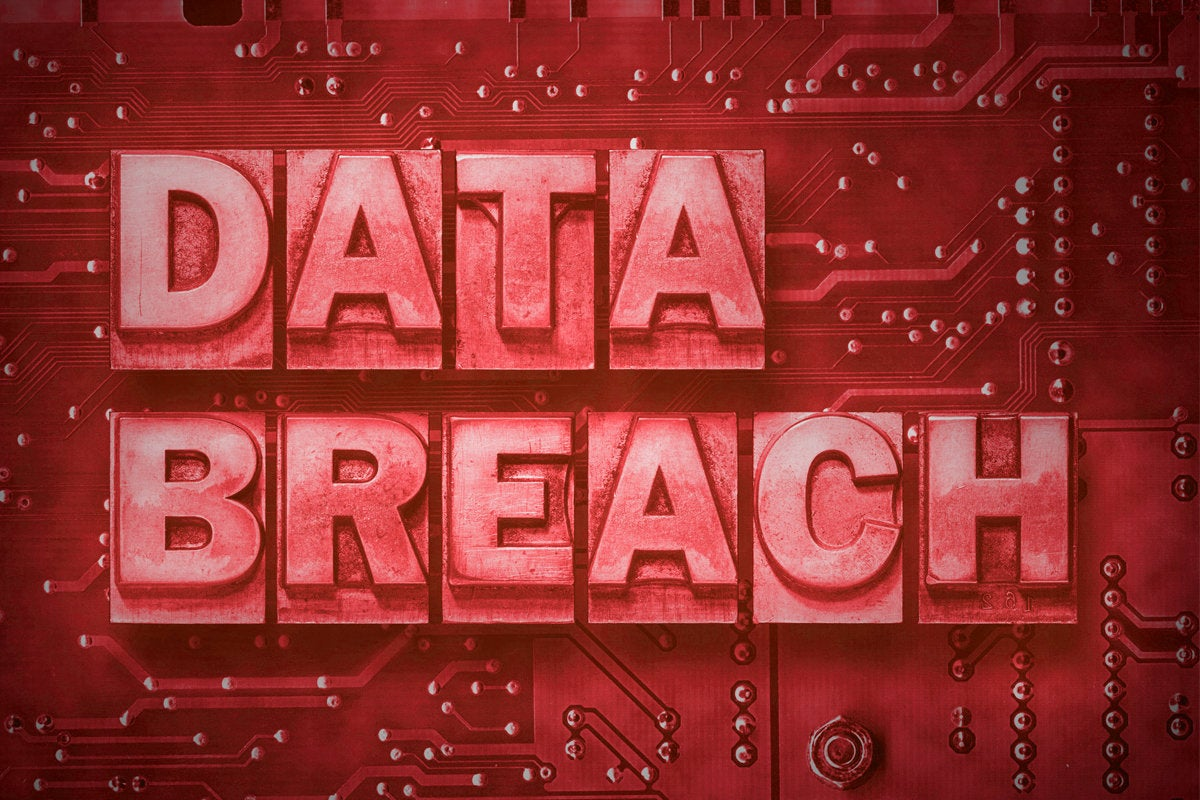 intro data breach circuit board technology security