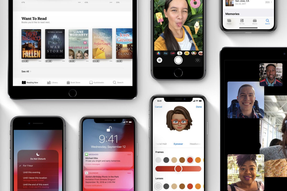 Apple, iOS, iOS 12, iPhone, iPad, security, fragmentation