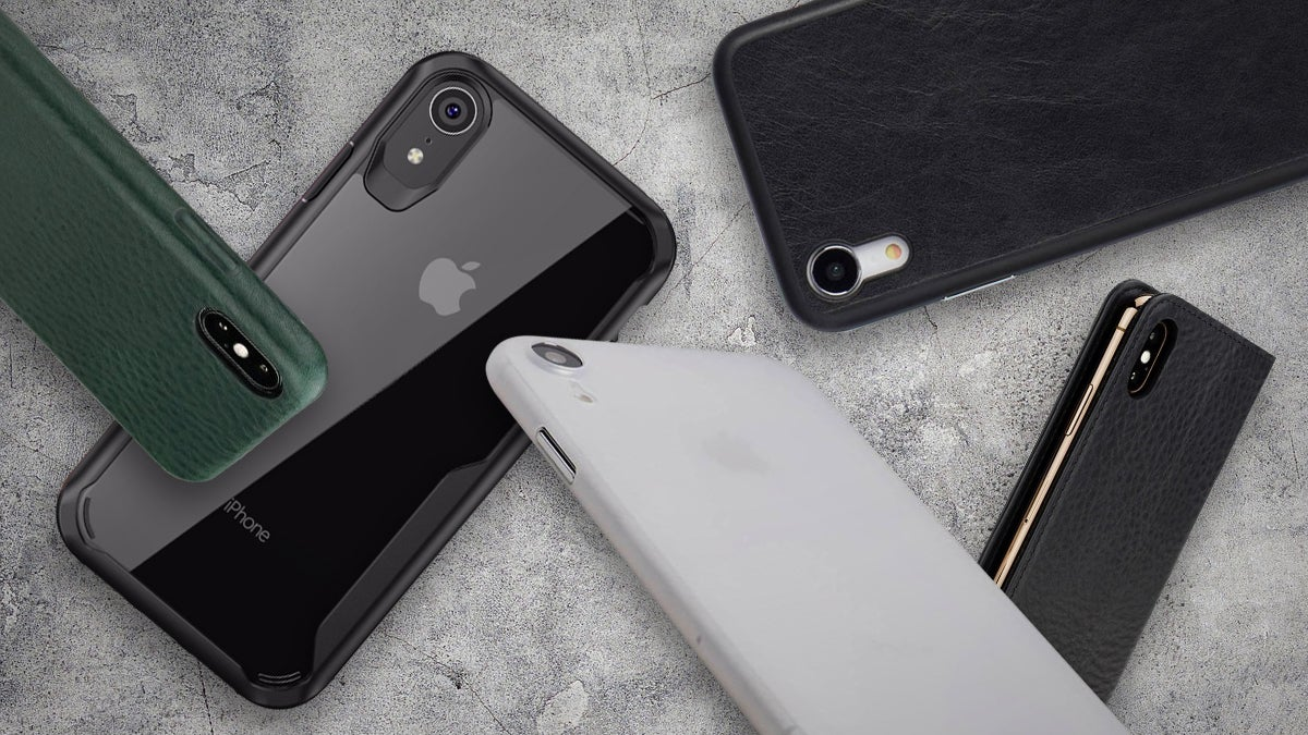 iphone xr case hub