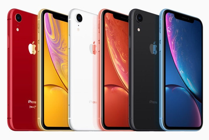 iPhone XR vs iPhone XS and iPhone XS Max: Spec showdown ...